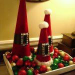 Festive Christmas Santa Hats