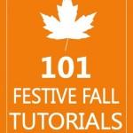 101 Fall Celebration Tutorials