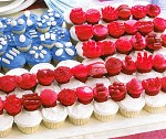 2 Quick 4th of July Desserts