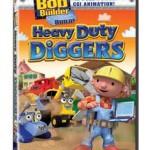 WIN – Bob the Builder: Heavy Duty Diggers DVD