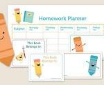 Freebie- Homework Kit