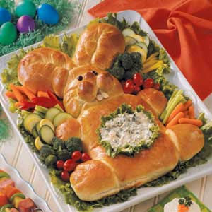 Fun bunny shaped recipes for easter celebrations 247 moms easter bunny rolls recipe forumfinder Choice Image