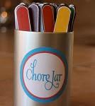 Free Printable Chore Jar Sticks