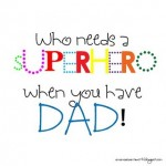 FREE Fun and Fabulous Fathers Day Printables