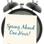 Ready To SPRING Ahead? It's TIME