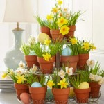 4 Simple EGG-stravagant Easter Centerpieces