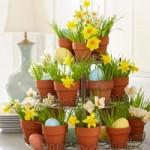 4 Simple EGG-stravagant Easter Centerpieces