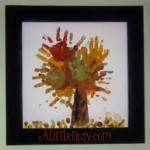 Hand Print Keepsakes To Create