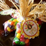 Party Favors For Your Thanksgivng Celebration
