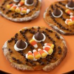 Jack O' Lantern Pizza For Halloween And WIN CPK Cookbook
