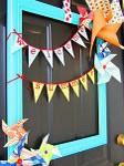 DIY Welcome Summer Door Hanger