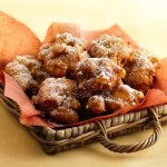 Apple Fritters With Bisquick