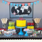 School Supply Themed Party For Back To School