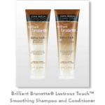 Free Lustrous Touch Shampoo sample