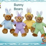 Easter Basket Filler ideas and MOJO's Bunny Bear Giveaway