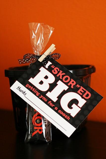 skor candy bar saying | just b.CAUSE