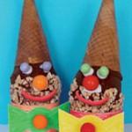 Make Your Own Drumstick Clowns- Summer Bucket List Fun