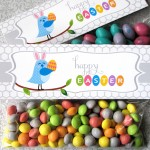 Easter Treats and Favors Using Pre-Packaged Candy