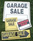"""Garage Sale-ing"" Rules and Tips for the Money-Saving Weekend Sport"