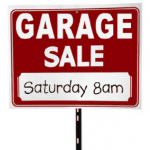 A Garage Sale-r's Guide: Tips for a Successful Garage Sale