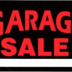 Simple Garage Sale Selling Tips and Tricks
