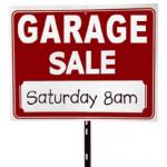 """""""Garage Sale-ing"""": A Frugal Adventurist's Guide"""