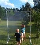 DIY Kid Sprinkler ( Kid Wash) – Summer Bucket List Fun