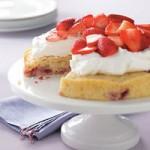 Lemon Berry Shortcake