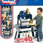 Little Tikes Deal Double Duty Engine And Workbench 44% off