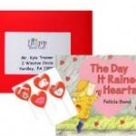 Valentine Giveaway – Lollipop Book Club