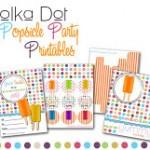 Popsicle Party Celebration Fun – Summer Bucket List