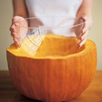 Pumpkin Punch Bowl