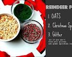 Don't Forget Santas Reindeer – DIY Reindeer Food