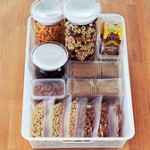 DIY  Snack Stations
