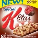 Kellogg's Special K Bliss Bars