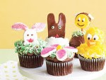 Spring Cupcakes For Easter