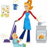 Stay-at-Home Moms: Taking Care of Yourself
