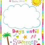 Simple and Free Summer Countdown