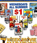 Free and Almost Free Summer Movies – Summer Bucket List Fun
