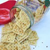 Fire cracker saltines