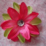 Daily Mom Deal:  $5 for Two Beautiful Flower Hair Clips