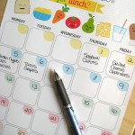 Free Lunch Menu Planner