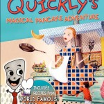 WIN – Quickly's Magical Pancake Adventure Book