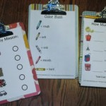 FREE Grocery Store Game Printables
