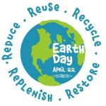 Earth Day and Every Day- Save the Earth and Money Too!