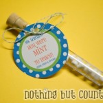 """Free You Were """" MINT"""" To Teach Printable"""