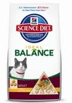 WIN – 2 Bags of Hill's Science Diet Ideal Balance Food for Cats