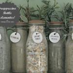 DIY Memento Display Bottles