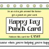 HAPPY DAY PUNCH CARD little people copy