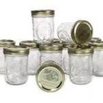 Mom Tip: Surprise Canning Jar Lid